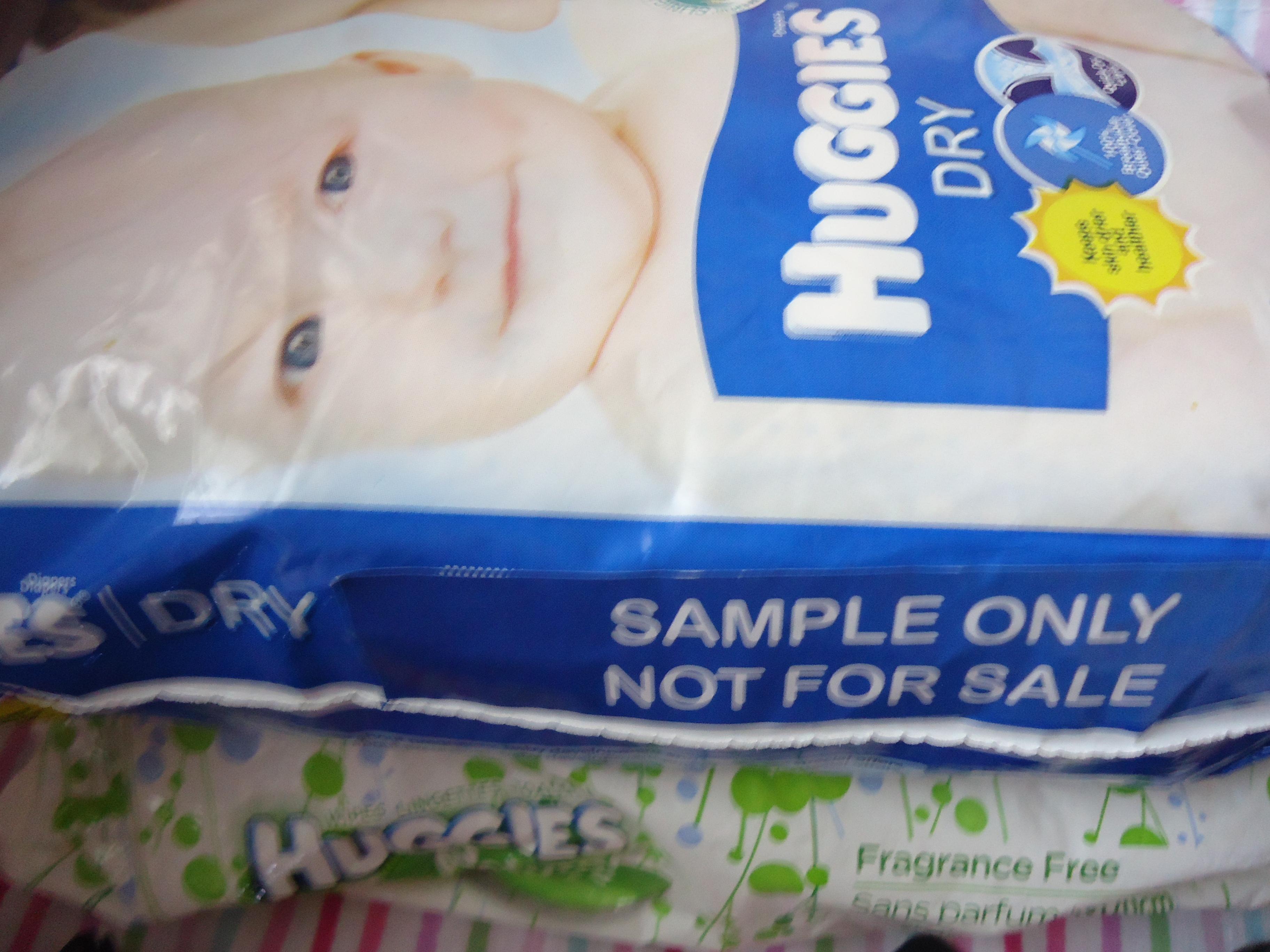 Drypers free samples | Happy Nanay